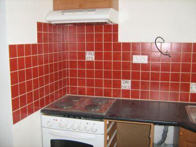 Oprava dlažby v kuchyni